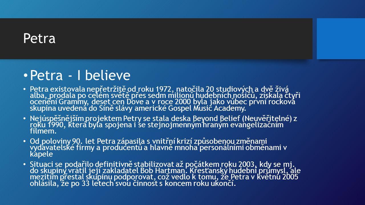 Vyznání víry – co to je.