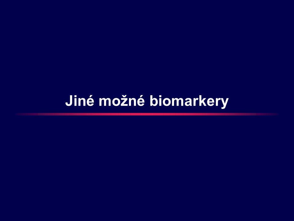 Jiné možné biomarkery