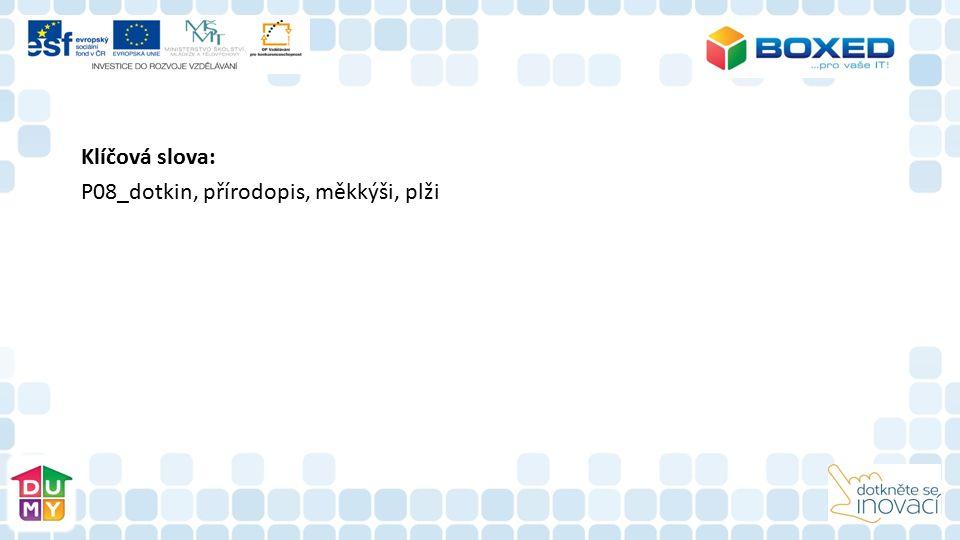 Zdroje Použitá literatura SEDLÁK E., 2003: Zoologie bezobratlých.Masarykova univerzita.Brno.