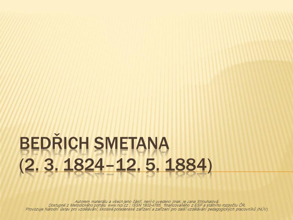 Autorem materiálu a všech jeho částí, není-li uvedeno jinak, je Jana Strouhalová.