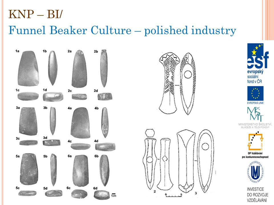 KNP – BI/ Funnel Beaker Culture – polished industry