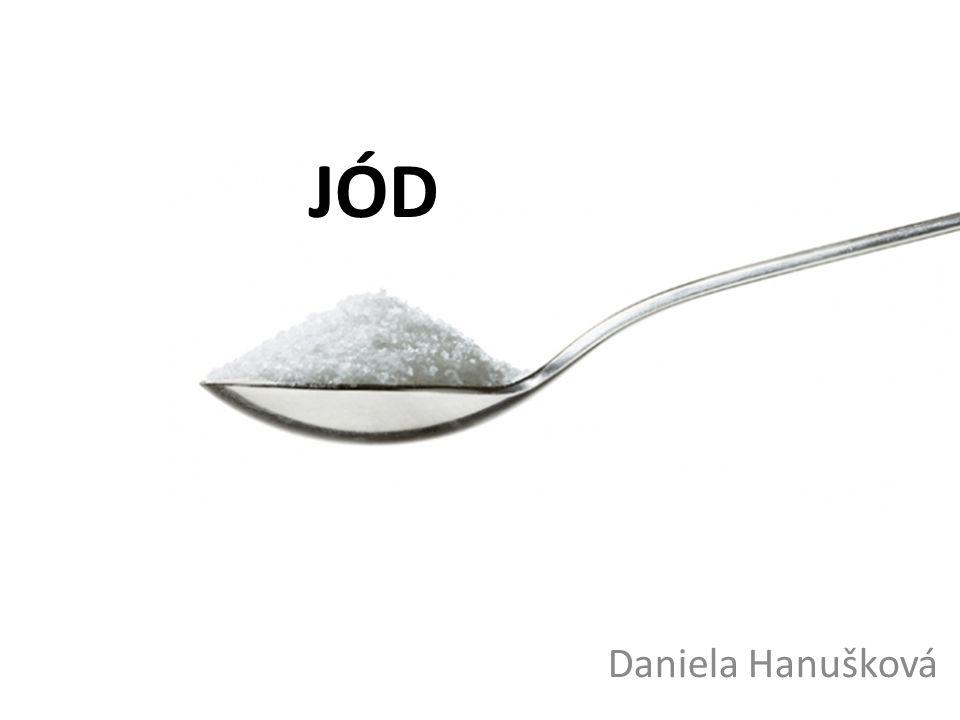 JÓD Daniela Hanušková