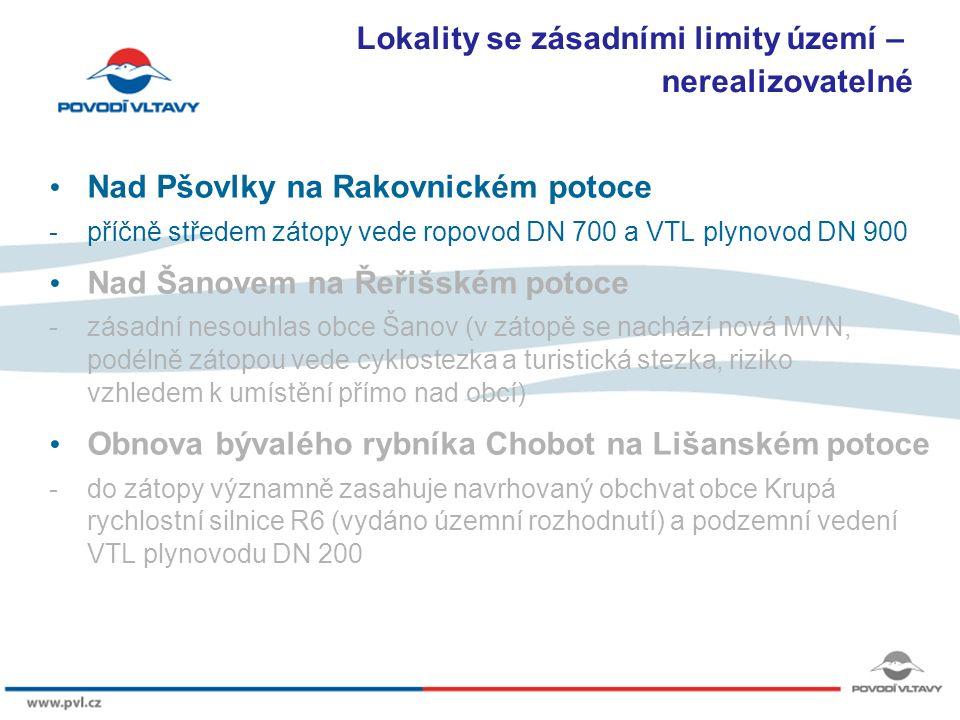 8/9/12 Lokalita Senomaty Výsledky vodohospodářského řešení objem nádrže:0,671mil.