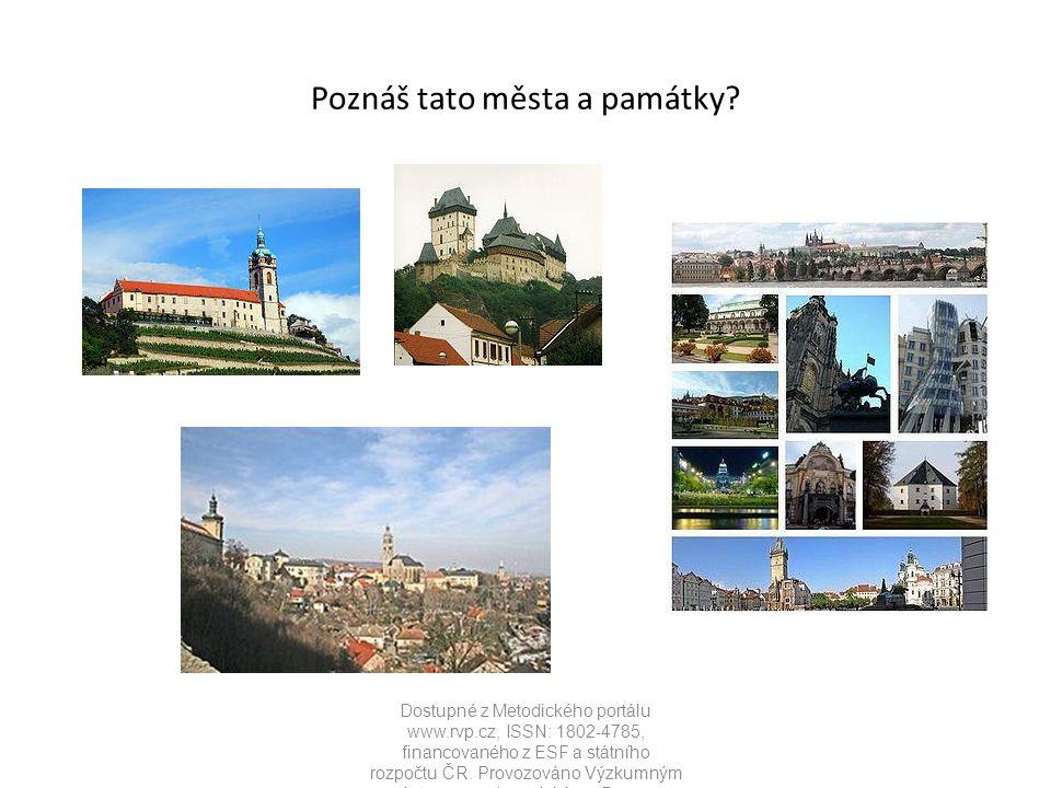 Vyhledej v textu odpovědi na otázky: Dostupné z Metodického portálu www.rvp.cz, ISSN: 1802-4785, financovaného z ESF a státního rozpočtu ČR.