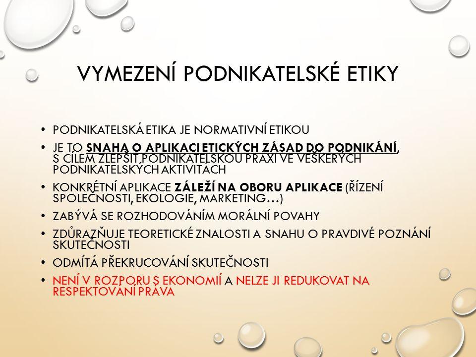 """OBSAH ETICKÉHO KODEXU (VZOR V TEORETICKÉ ČÁSTI) ÚVOD (PODEPSANÝ ŘEDITELEM ORGANIZACE) ÚČEL PODNIKÁNÍ A PODNIKATELSKÉ HODNOTY VZTAHY VZTAHY SE ZAMĚSTNANCI VZTAHY SE ZÁKAZNÍKY VZTAHY S AKCIONÁŘI A DALŠÍMI """"POSKYTOVATELI PENĚZ VZTAHY S DODAVATELI VZTAHY SE SPOLEČNOSTÍ A ŠIRŠÍ KOMUNITOU IMPLEMENTACE KODEXU"""