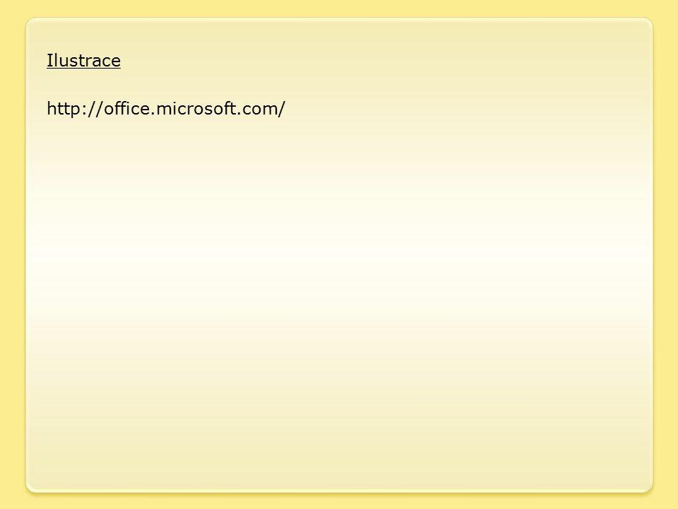 Ilustrace http://office.microsoft.com/