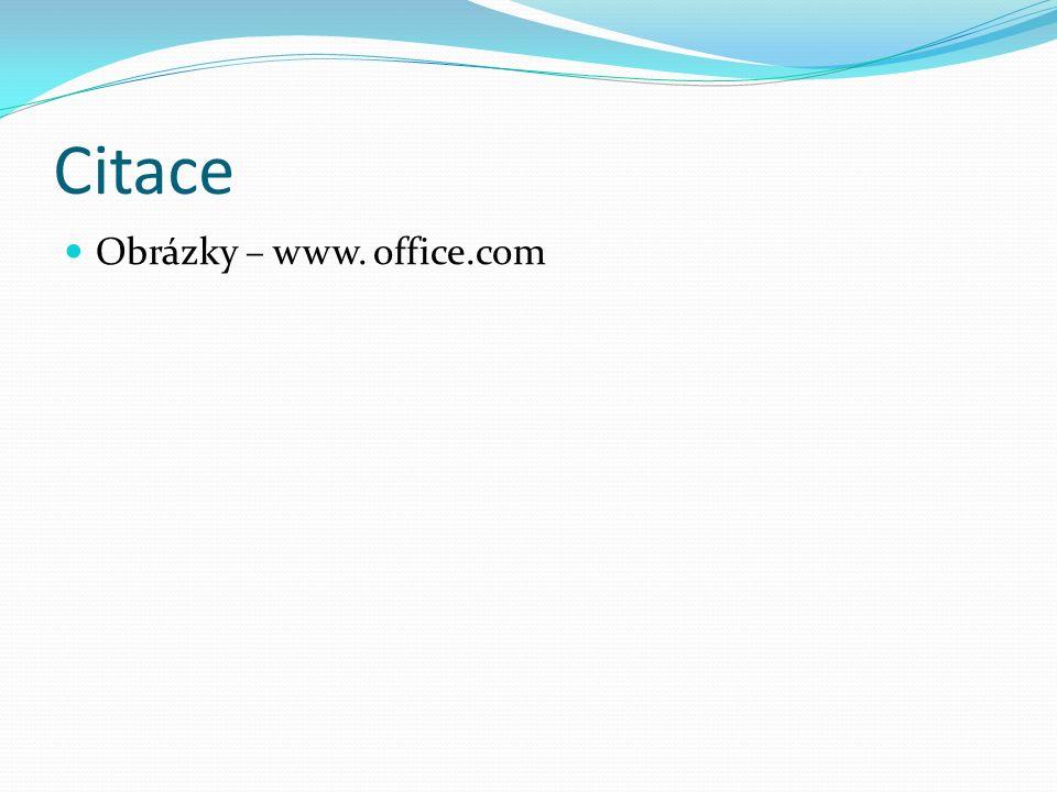 Citace Obrázky – www. office.com