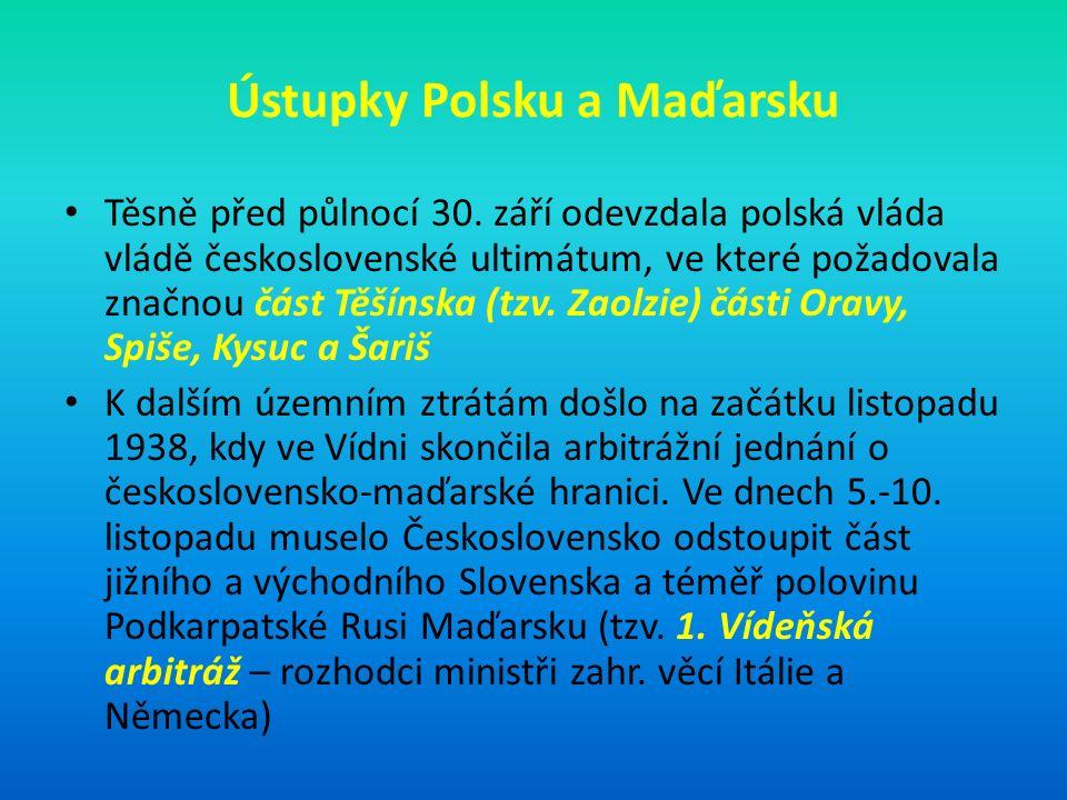 Ústupky Polsku a Maďarsku Těsně před půlnocí 30.