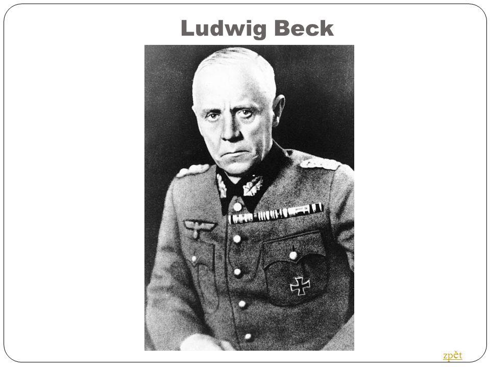 Ludwig Beck zp ě t