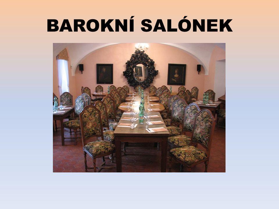 BAROKNÍ SALÓNEK