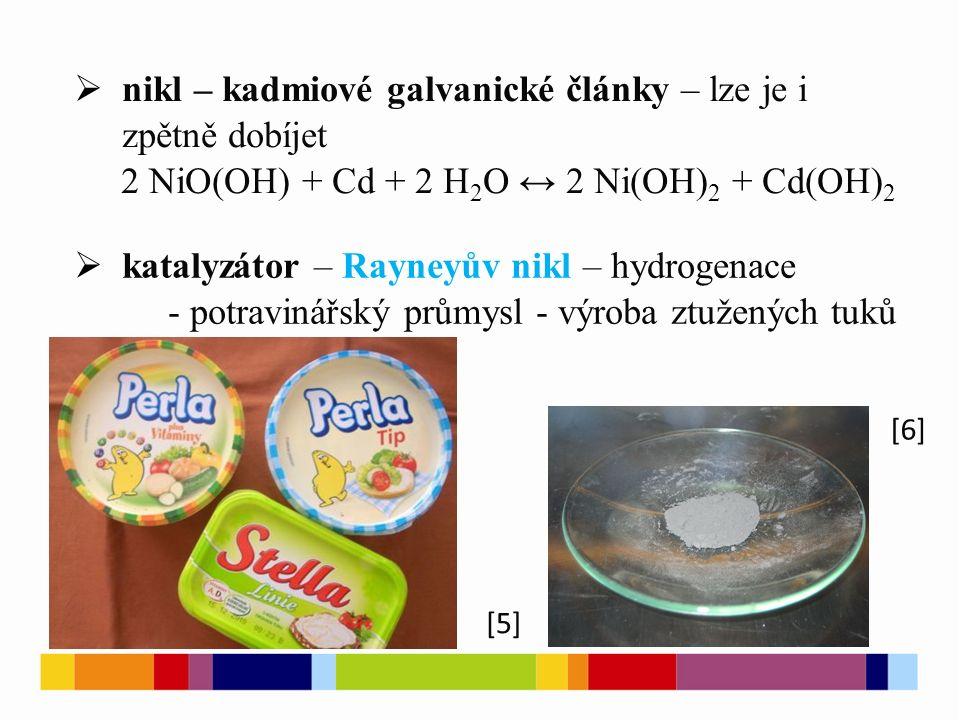 [7] Sloučeniny: - tvoří převážně sloučeniny s ox.č.