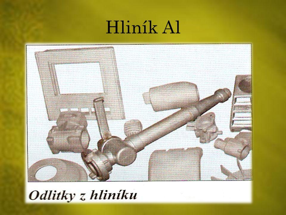 Hliník Al
