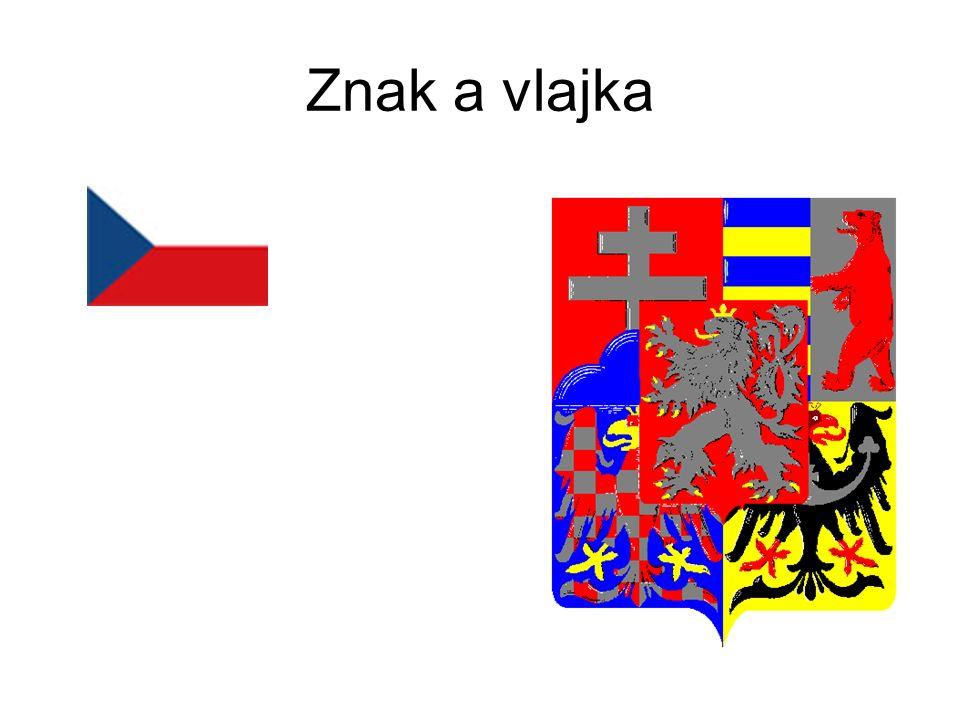 Znak a vlajka
