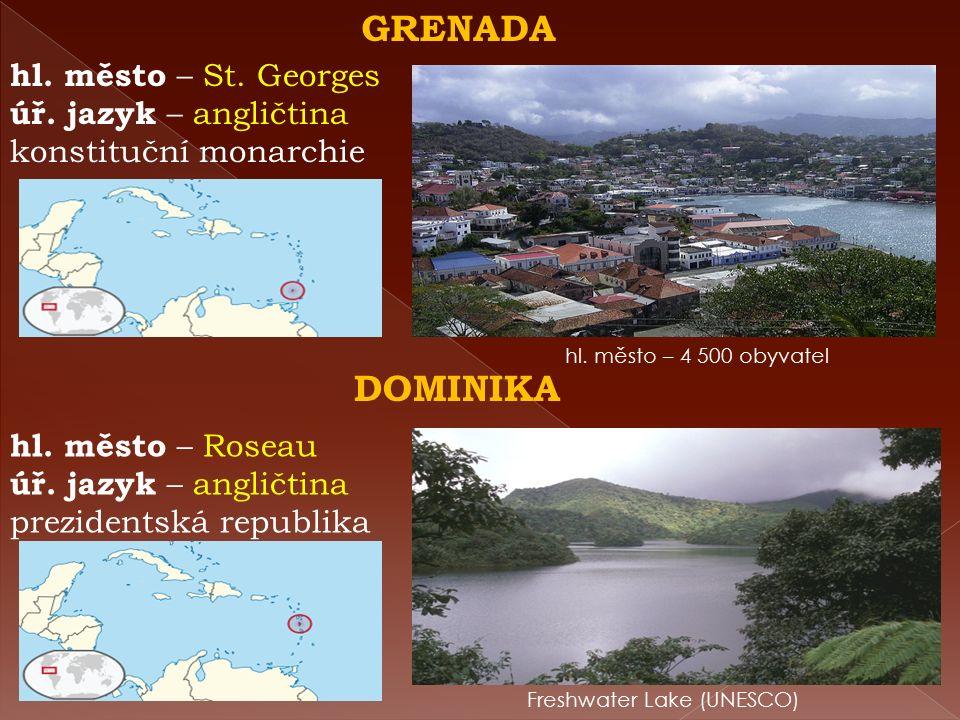 Malé Antily státy – Antigua a Barbuda, Barbados, Dominika, Grenada, Svatá Lucie, Svatý Kryštof a Nevis, Trinidad a Tobago, Svatý Vincenc a Grenadiny závislá území – (Br.) Anguilla, Montserrat, Br.