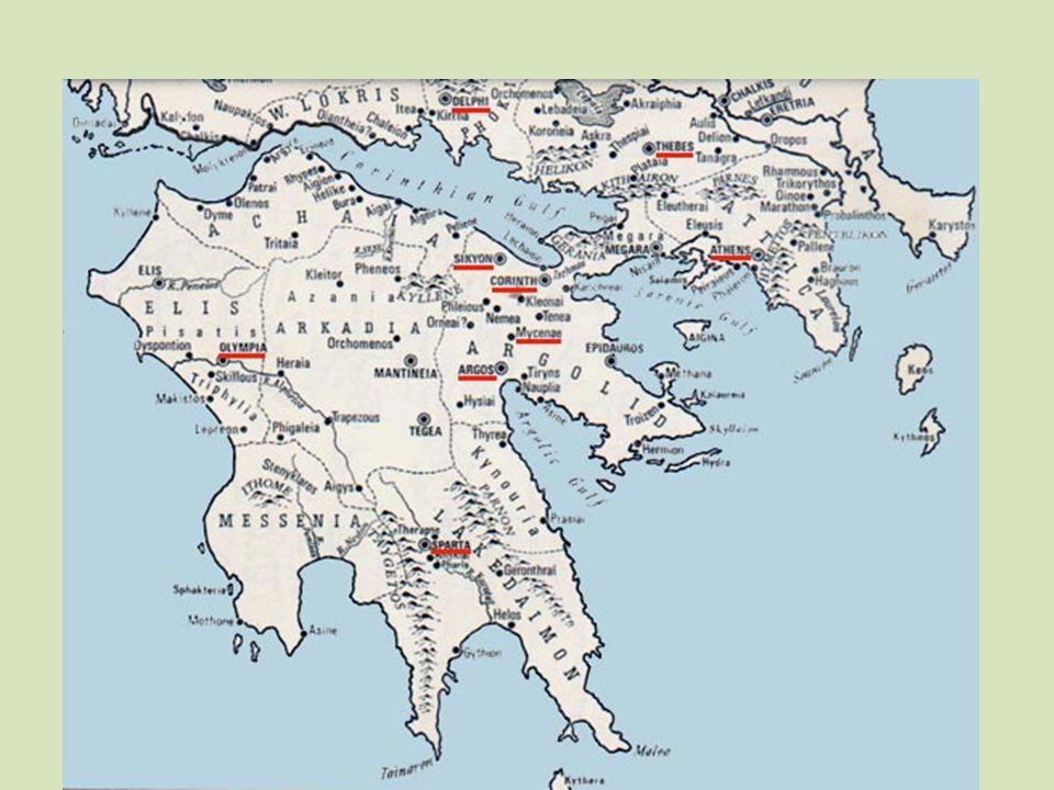 Centrální Řecko