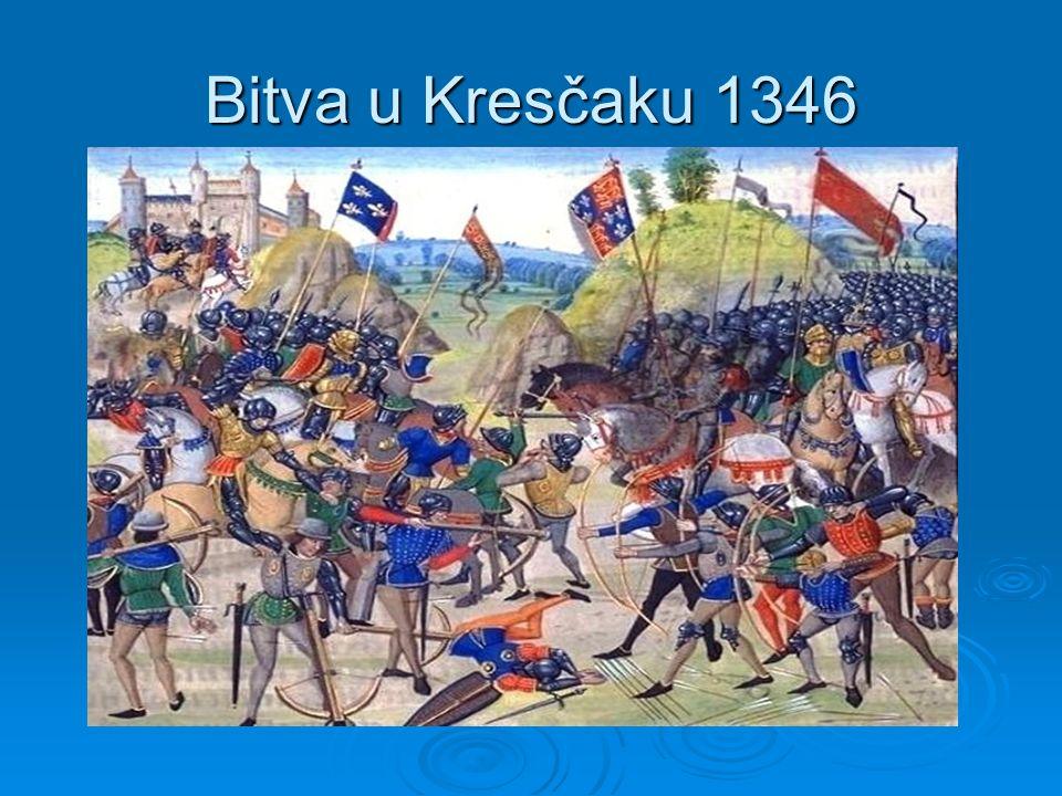 Bitva u Kresčaku 1346