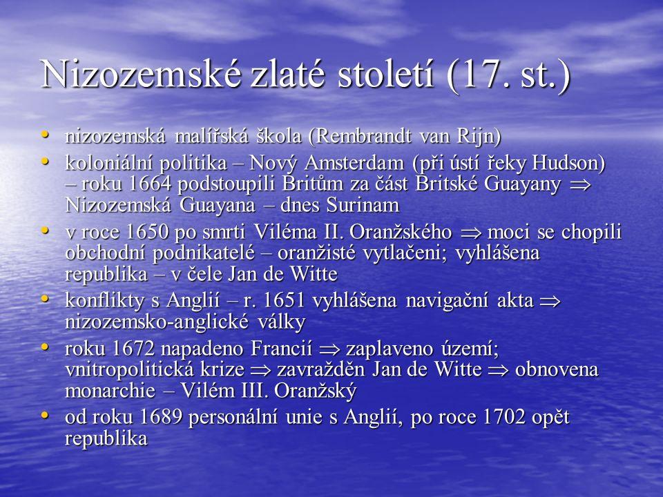 Nizozemské zlaté století (17.