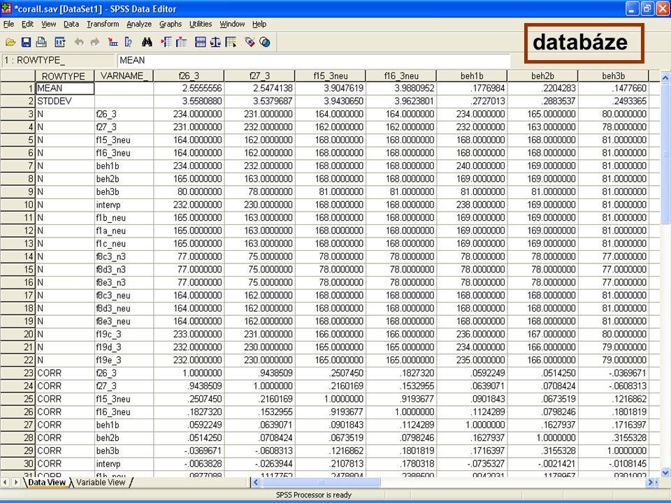 50 databáze