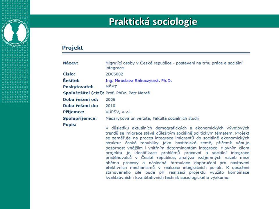 Kritická sociologie