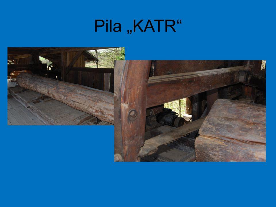 """Pila """"KATR"""