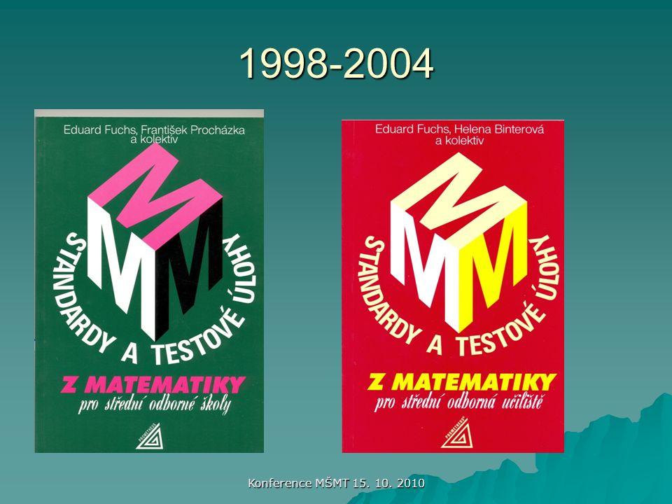 Co SUMA nabízí  Pomoc při obsahové přípravě standardů z matematiky  Návrh a recenze úloh  Pilotáž Konference MŠMT 15.