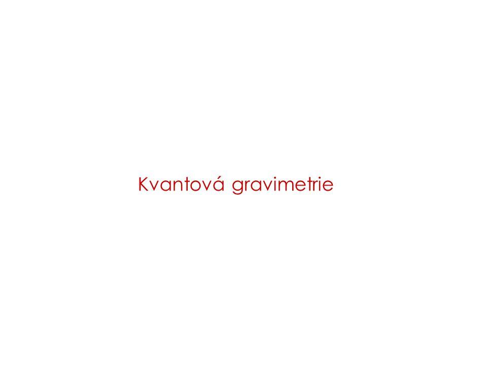 Kvantová gravimetrie