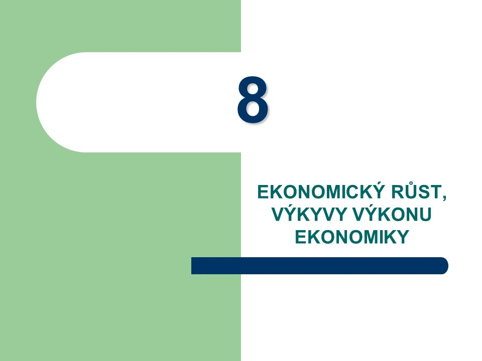 Základy ekonomie 12 Fáze hospodářského cyklu Recese X deprese dno vrchol expanze krize