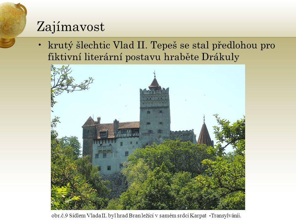 Zajímavost krutý šlechtic Vlad II.