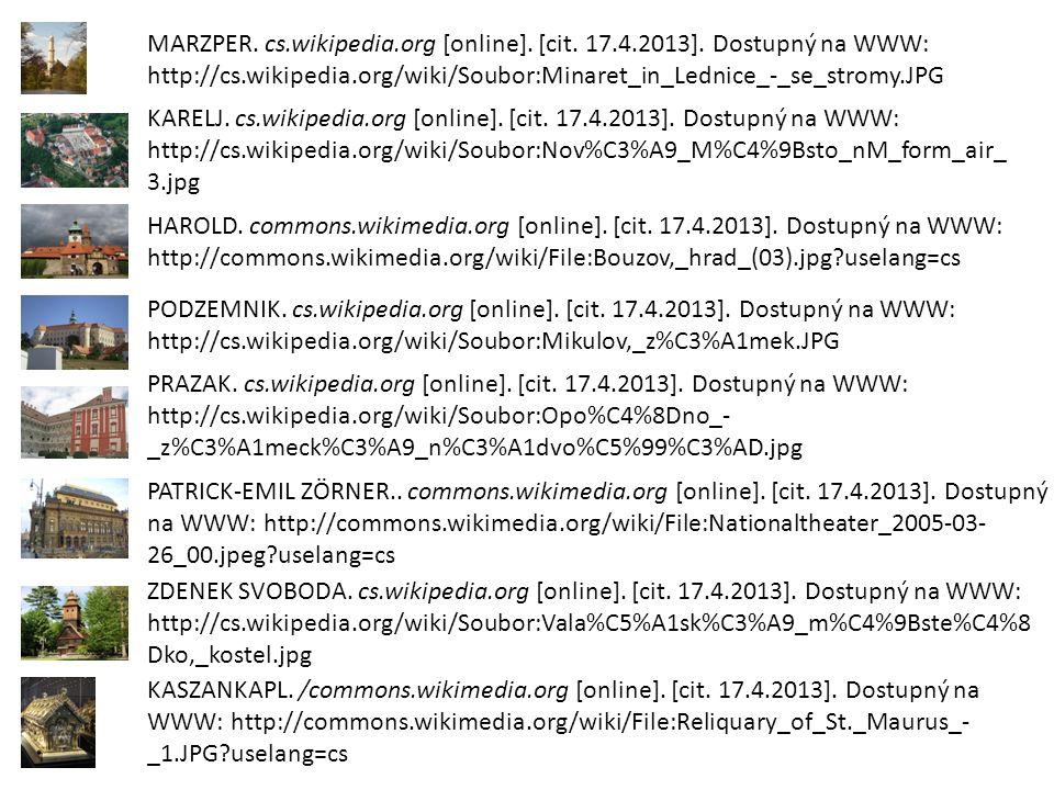 MARZPER. cs.wikipedia.org [online]. [cit. 17.4.2013].