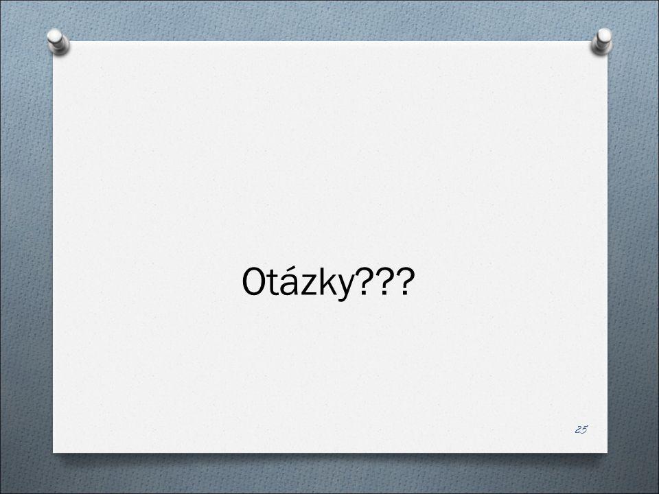 Otázky 25