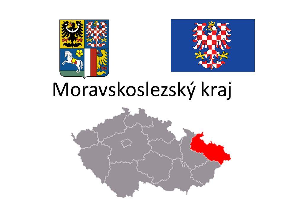 Základní údaje Krajské město: Ostrava Počet obyvatel: 1 213 311 Rozloha: 5445 km 2