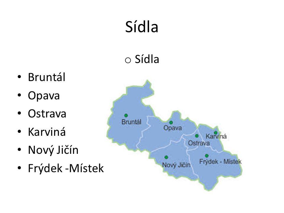 Sídla o Památky Dolní Benešov Sovinec Slezskoostravký hrad