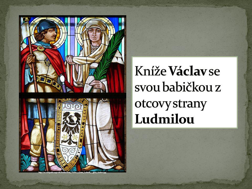 http://cs.wikipedia.org/wiki/Soubor:Svaty_Vaclav_a_Svata_Ludmila_-_glass_window.jpg