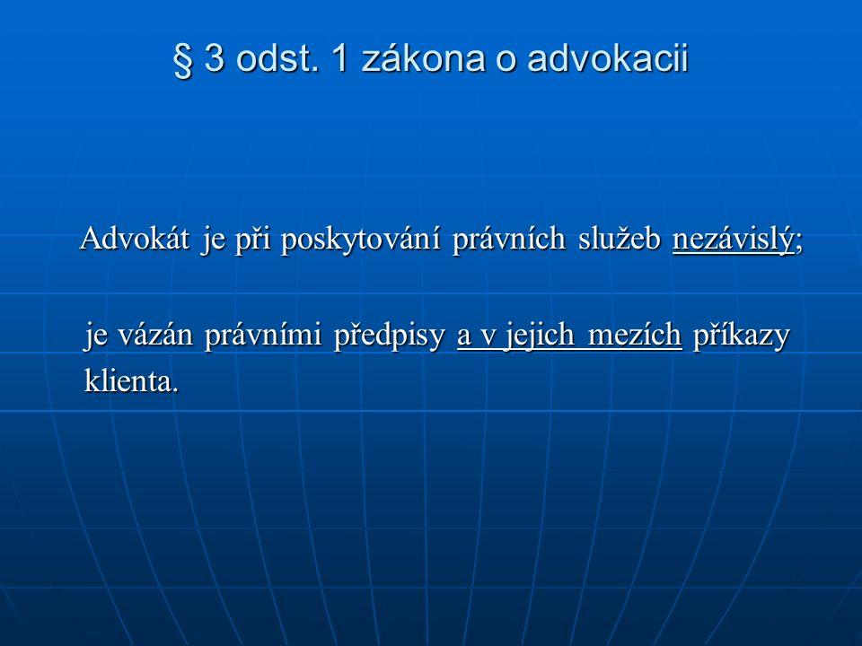 § 3 odst.