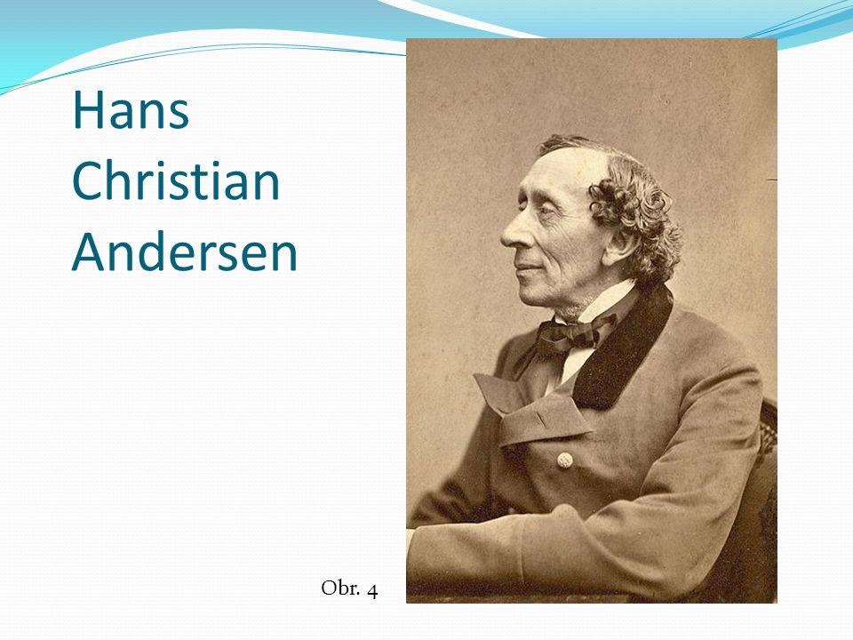 Hans Christian Andersen Obr. 4