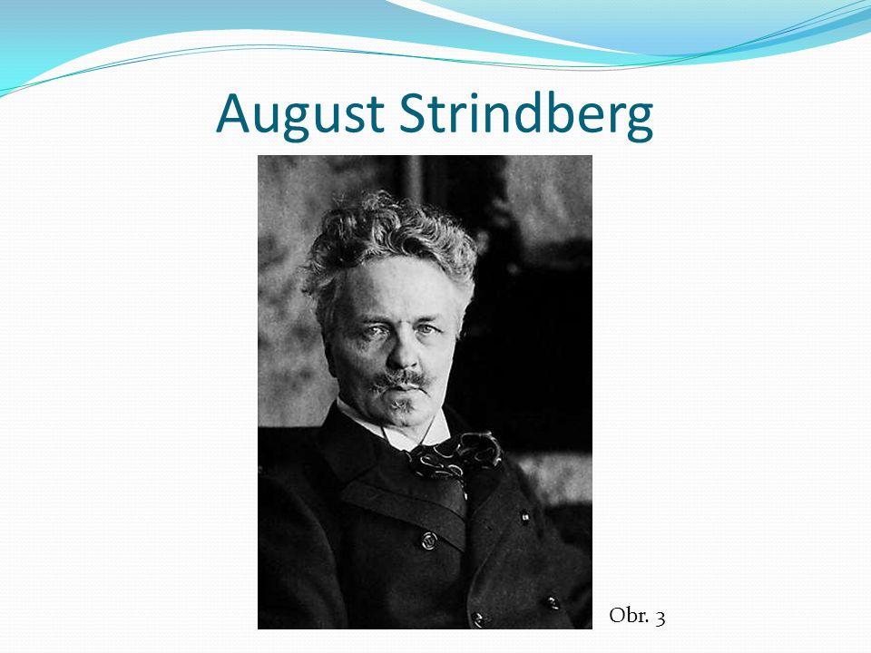 August Strindberg Obr. 3