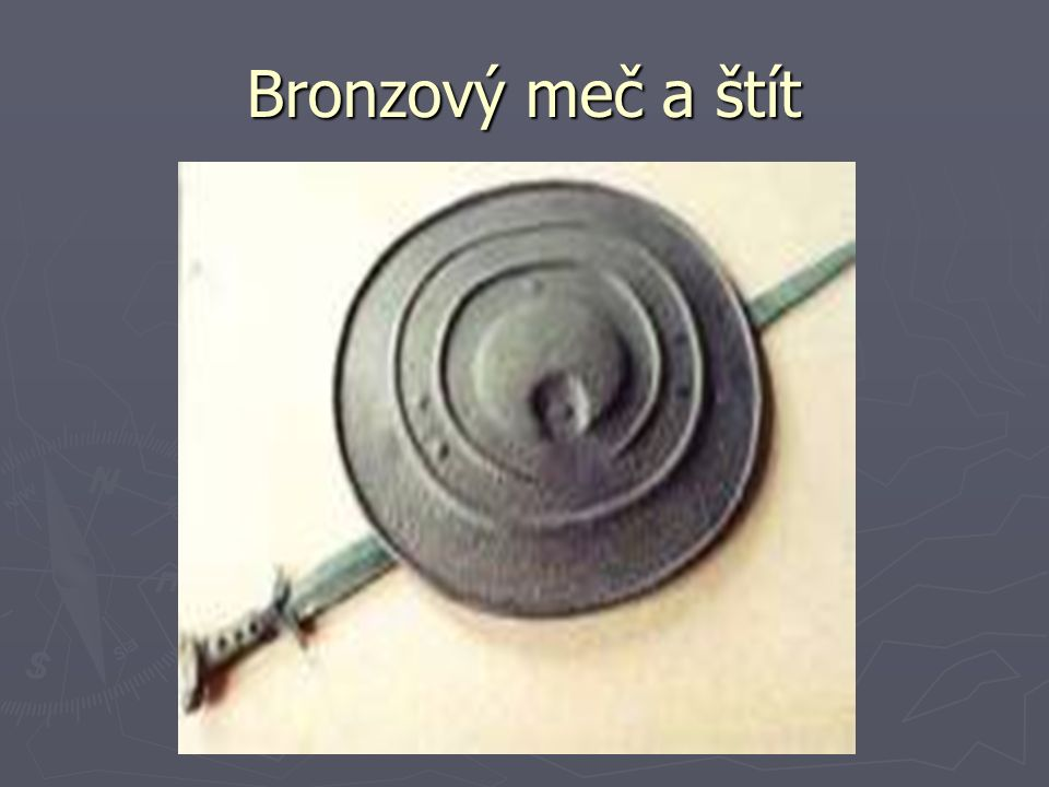3) MLADŠÍ DOBA BRONZOVÁ ► Kultura popelnicových polí – 1200 – 700 př.n.l.