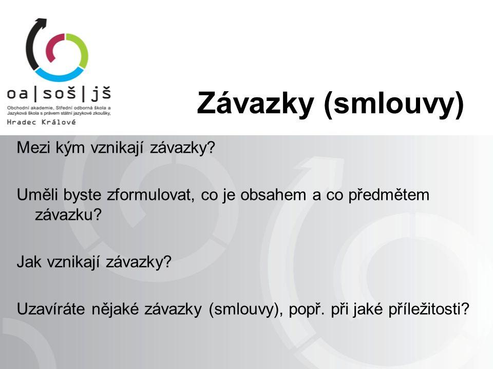 Prameny a literatura Zákon č.89/2012 Sb., občanský zákoník RYSKA, Radovan a Monika PUŠKINOVÁ.