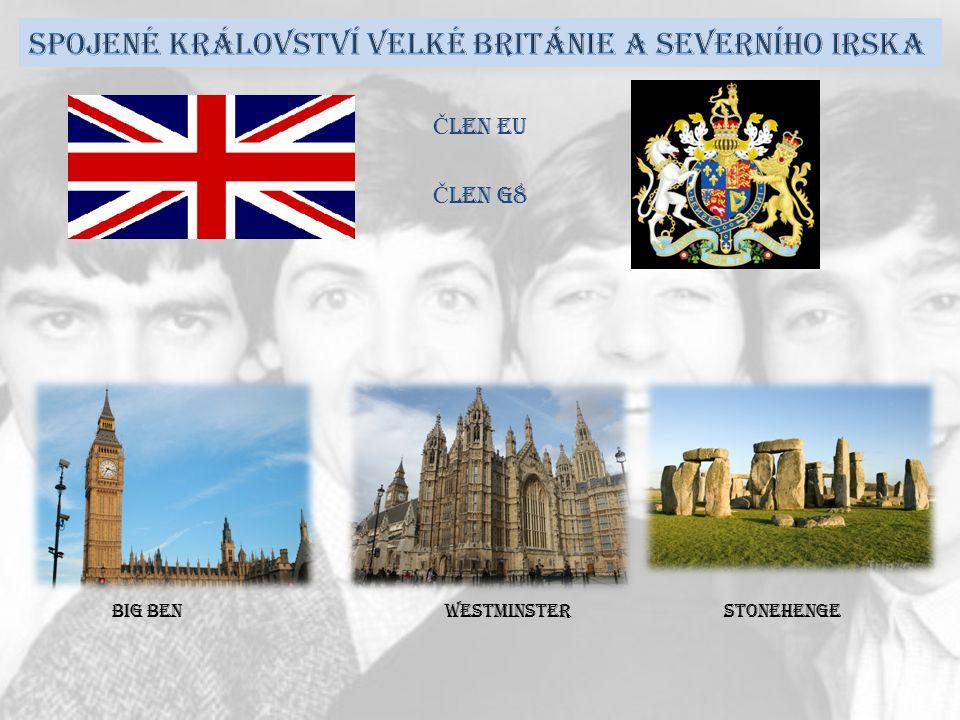 Správní členění Velké Británie Velká Británie je konstituční monarchií, v čele státu je královna.