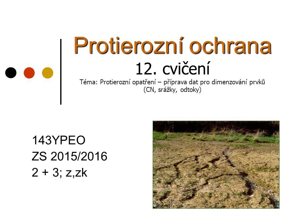 Protierozní ochrana 12.