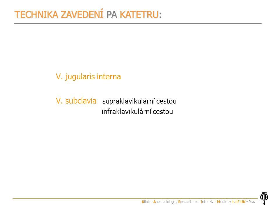 V. jugularis interna V.