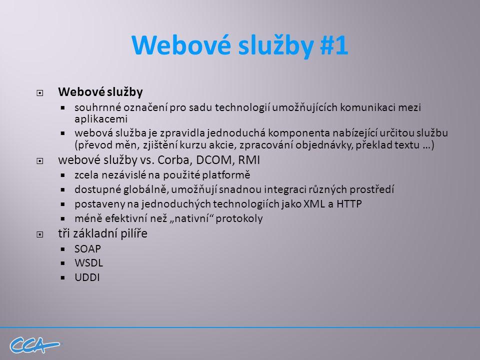 Příklad 4  Problémy  Chyby v popisu rozhraní  pravopisné chyby wsdl  nepoužívá WS Security