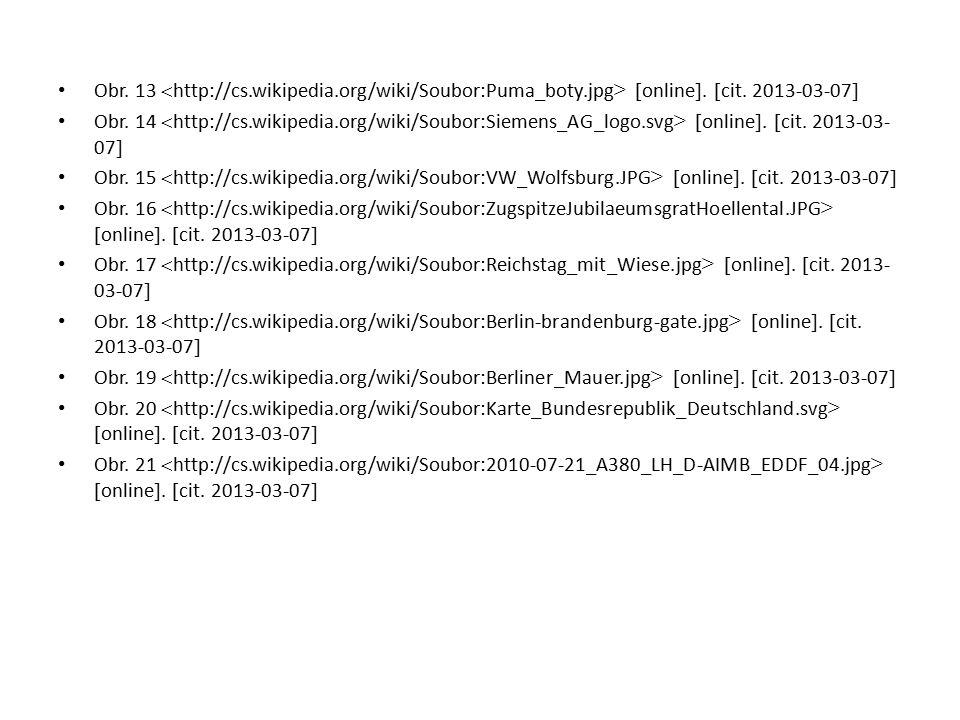 Obr.13  http://cs.wikipedia.org/wiki/Soubor:Puma_boty.jpg >  online .