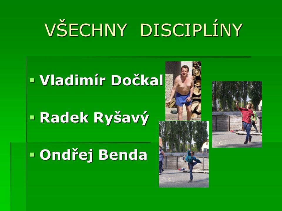  startujících – 361  jedna disciplína - 118  tři disciplíny - 52  alespoň 8 závodů – 29  všechny disciplíny - 3 CELKOVÁ STATISTIKA