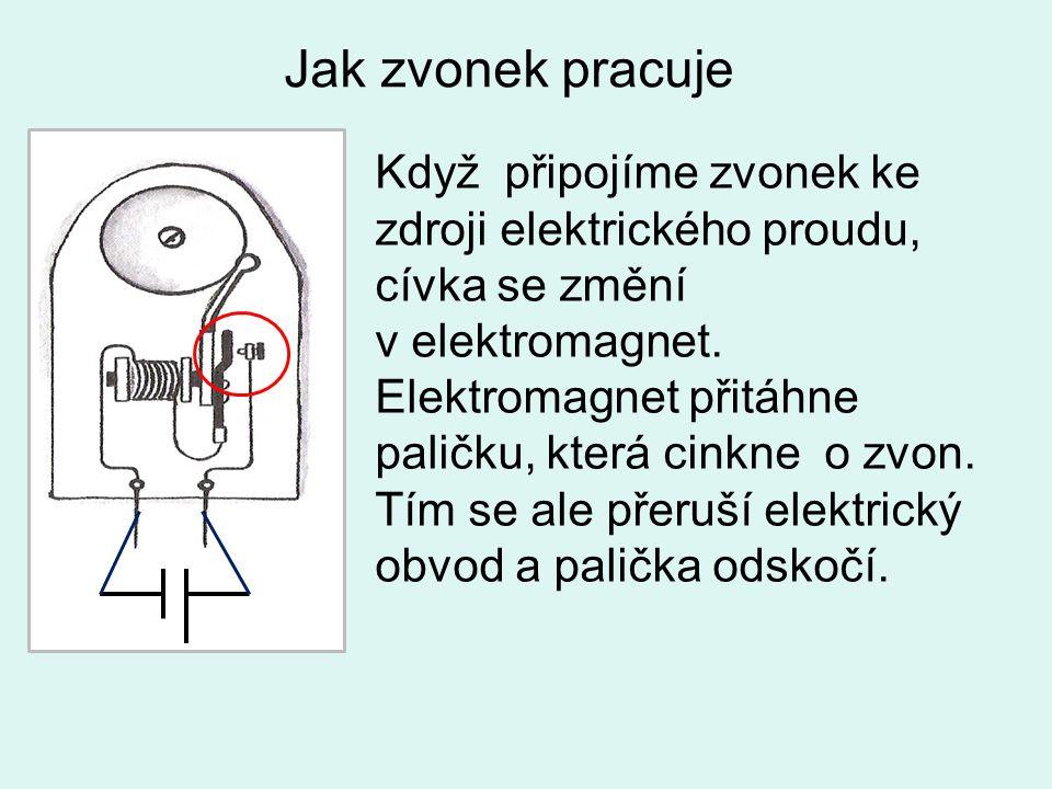 Tím se ale přeruší elektrický obvod a palička se vrátí zpět.