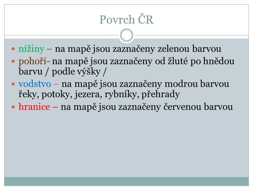 POVRCH Česká republika