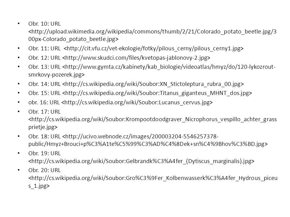Obr. 10: URL Obr. 11: URL Obr. 12: URL Obr. 13: URL Obr.