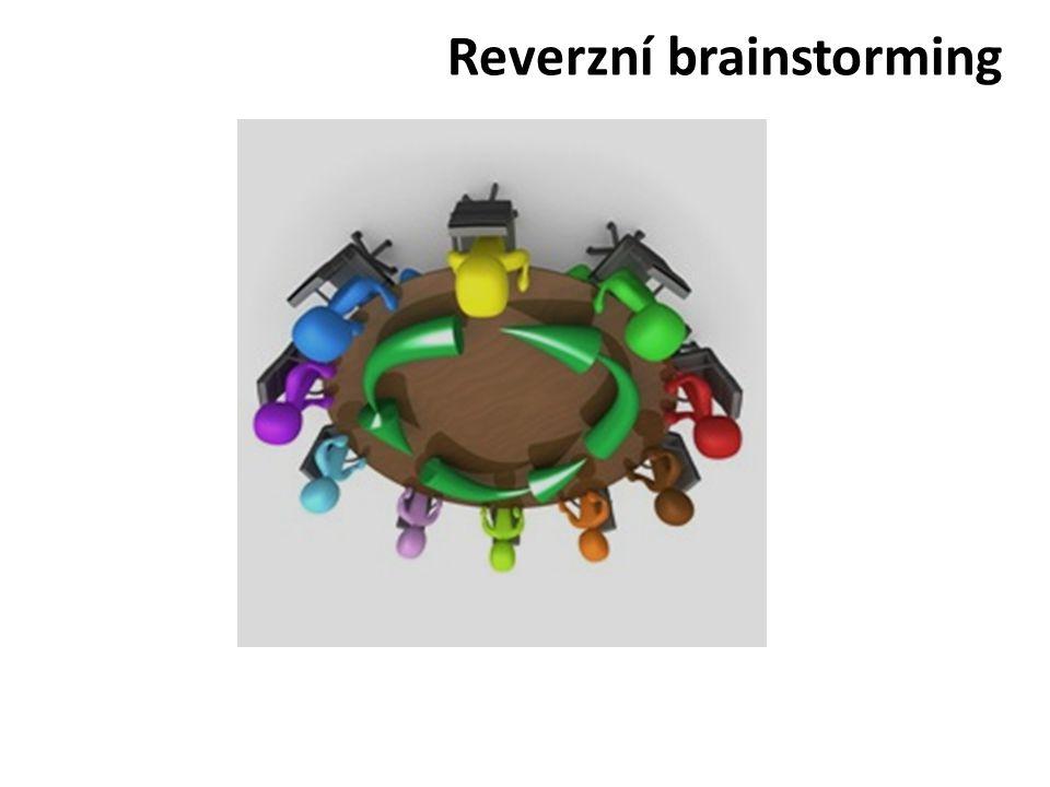 Reverzní brainstorming