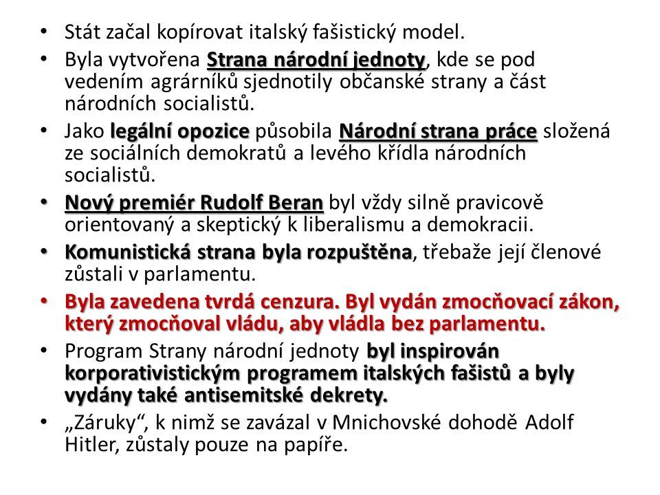 ZDROJE PRO OBRÁZKY: http://img.cas.sk/img/11/article/647747_adolf-hitler-nacista.jpg http://img.cas.sk/img/11/article/647747_adolf-hitler-nacista.jpg http://www.usmilitary.estranky.cz/img/picture/2534/okupace- ceske-zeme-nemeckou-armadou-a-vznik-protektoratu-cechy-a- morava.jpg http://www.usmilitary.estranky.cz/img/picture/2534/okupace- ceske-zeme-nemeckou-armadou-a-vznik-protektoratu-cechy-a- morava.jpg http://upload.wikimedia.org/wikipedia/commons/thumb/2/2d/F lag_of_Czechoslovakia.svg/800px-Flag_of_Czechoslovakia.svg.png http://upload.wikimedia.org/wikipedia/commons/thumb/2/2d/F lag_of_Czechoslovakia.svg/800px-Flag_of_Czechoslovakia.svg.png http://upload.wikimedia.org/wikipedia/commons/thumb/a/ae/C zechoslovakia_COA_medium.svg/480px- Czechoslovakia_COA_medium.svg.png http://upload.wikimedia.org/wikipedia/commons/thumb/a/ae/C zechoslovakia_COA_medium.svg/480px- Czechoslovakia_COA_medium.svg.png http://upload.wikimedia.org/wikipedia/commons/thumb/8/81/D ruh%C3%A1_%C4%8Ceskoslovensk%C3%A1_republika_1938.png/ 800px- Druh%C3%A1_%C4%8Ceskoslovensk%C3%A1_republika_1938.png http://upload.wikimedia.org/wikipedia/commons/thumb/8/81/D ruh%C3%A1_%C4%8Ceskoslovensk%C3%A1_republika_1938.png/ 800px- Druh%C3%A1_%C4%8Ceskoslovensk%C3%A1_republika_1938.png http://upload.wikimedia.org/wikipedia/commons/5/55/Bundesa rchiv_Bild_183-58507- 003%2C_Besetzung_des_Sudetenlands%2C_Grenzpfahl.jpg http://upload.wikimedia.org/wikipedia/commons/5/55/Bundesa rchiv_Bild_183-58507- 003%2C_Besetzung_des_Sudetenlands%2C_Grenzpfahl.jpg