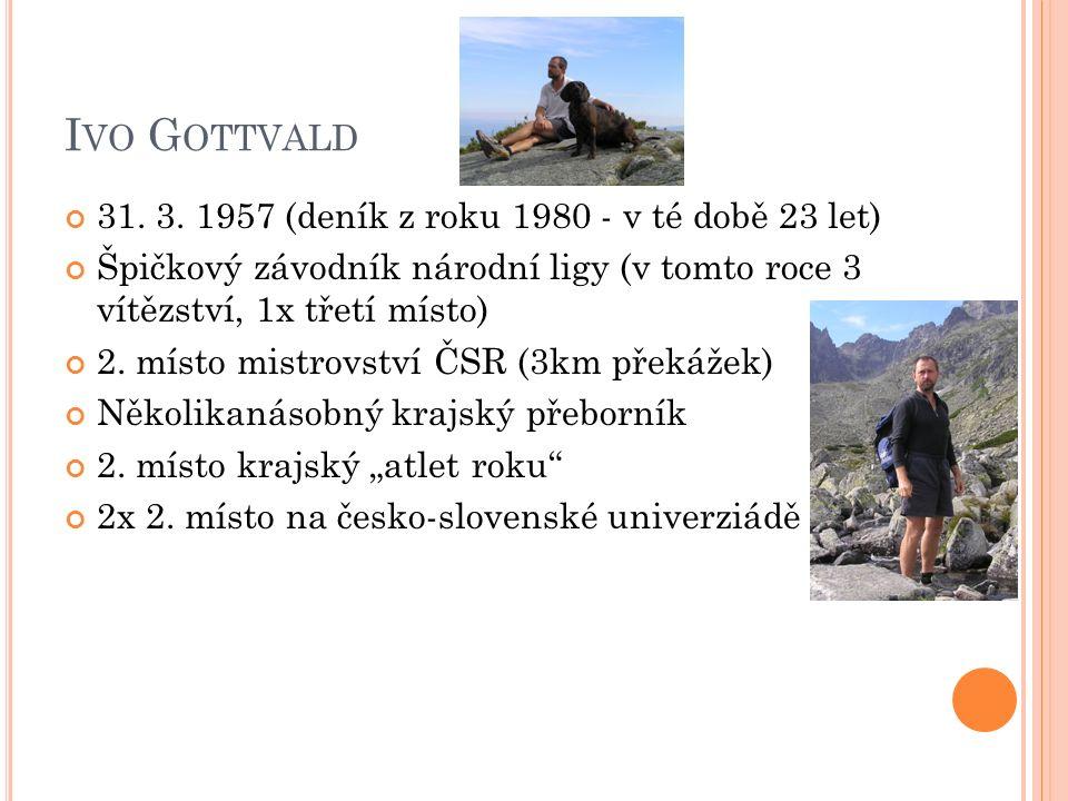 I VO G OTTVALD 31. 3.